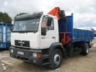 camión MAN 18.284 18284 LC 44 K