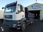 camion ribaltabile bilaterale MAN usato