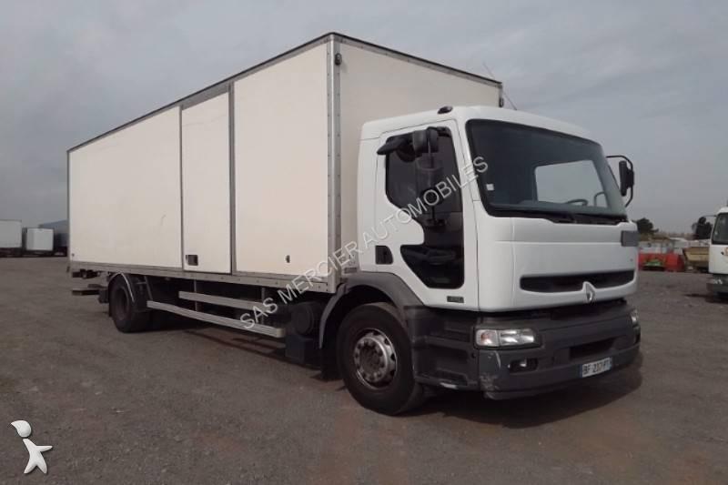 tweedehands veiling vrachtwagen renault bakwagen premium 270 dci euro 3 n 1641953. Black Bedroom Furniture Sets. Home Design Ideas