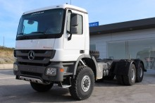 camion châssis Mercedes neuf