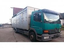 used Mercedes livestock truck
