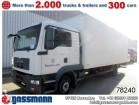 MAN TGL / 12.210 BB 4x2 / 4x2 Klima/NSW/Tempomat truck