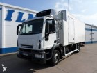 camion frigo multi température Iveco occasion