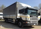camion Scania P124 420