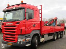 Scania R420 LB8X4*4 HNB EURO 4 truck