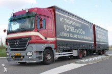 Mercedes Actros 2544 LENA 3 units available with trailer truck