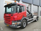camion polybenne Scania occasion