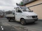 used Mercedes standard flatbed truck