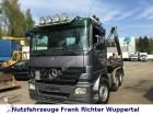 camion multibenna Mercedes usato