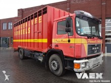 camion MAN 18.232 Veewagen Full Steel Suspension