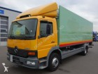 Mercedes 1528 Atego*Kühlkoffer*ThermoKing TS300*1524* truck