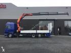 Scania G 400 6X2 + PALFINER PK 33002 EH truck