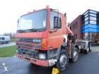 DAF CF85.360 ATI Manual 8x4 Hook + Crane / Euro 2 truck