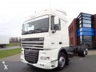DAF XF105.410 Chassis / Manual / Intarder / Euro 5 truck