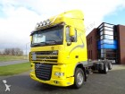 DAF XF105.460 Spacecab 6x2 Chassis / Euro 5 / Steeri truck