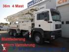 camion MAN TGA 33.360 Putzmeister M36-4 Betonpumpe 4xMast