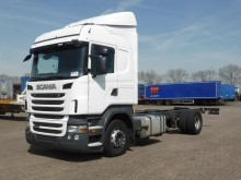 camion Scania R360 HL MANUAL RETARDER