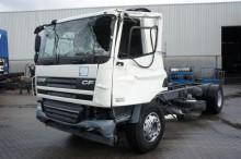 camion telaio DAF incidentato
