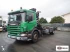 Scania P 93P220 truck