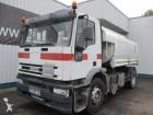 camion Iveco Eurotech 190E27, Spring susp., Fuel en lube truc
