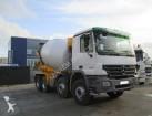 camion Mercedes 3246 MIXER STETTER 9M³ 8x4