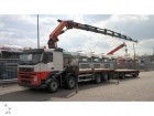Volvo FM 12/380 8X2 COMBI WITH RENDERS TRAILER AND PAL