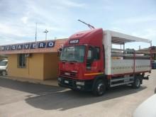 camion Iveco Eurocargo 120E23 CENTINA E SPONDA IDRAULICA