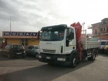camion Iveco Eurocargo 120E24 GRU CON ANTENNA BENELLI