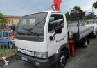 camión Nissan Cabstar 120 CASSONE FISSO GRU HEILA 30/2 S