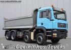 camião MAN TGA 32.360 TM