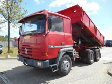 camión Renault Major R380 TI Kipper 6x4 Top Condition