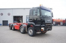 camion MAN TGA 35.440 8X4 Manual Gearbox