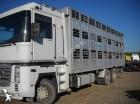 camion bétaillère porcins Renault occasion