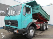 camion Mercedes 2632 Tipper, Spring Suspension