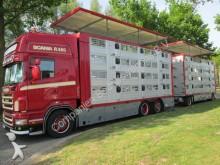 camion bétaillère Scania occasion