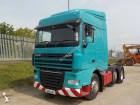 used DAF moving box truck
