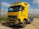 used Volvo moving box truck