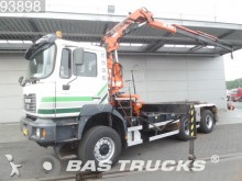 camión MAN 33.364 6X6 6x6 Manual Big-Axle Euro 3 Atlas 165.
