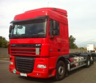 camión DAF XF105 FAR 460