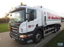 camion citerne hydrocarbures Scania