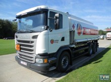 camion citerne hydrocarbures Scania occasion