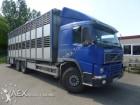 vrachtwagen Volvo FM 290 2 deks vee