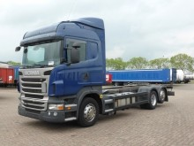 camión Scania R420 HL E5 ADBLUE MANUAL