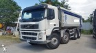 used Volvo half-pipe tipper truck