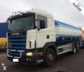 camion cisternă Scania second-hand