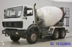 camion Mercedes SK 2527 - 6X4