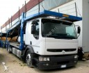 used Renault car carrier truck