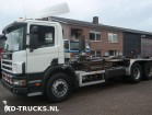 tweedehands containersysteem Scania