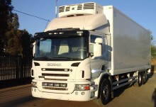 camion Scania P 380