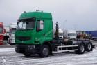 ciężarówka Renault PREMIUM / 450 DXI / / HAKOWIEC HYVA / RETARDER